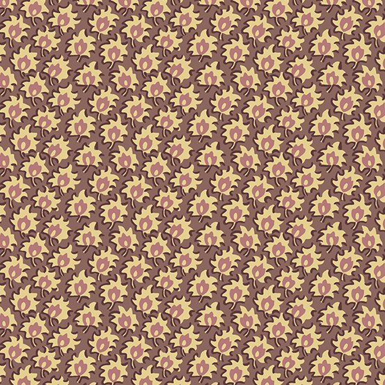 Fabric - Windermere Floret - Plum