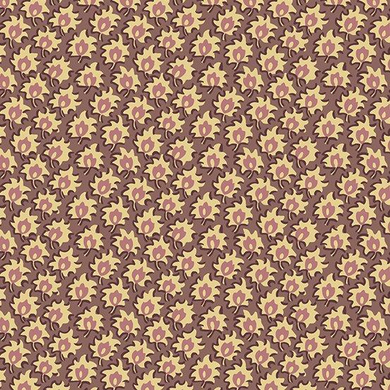 Fabric - Windermere Floret - Plum
