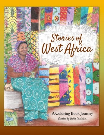 Book - Stories of West Africa