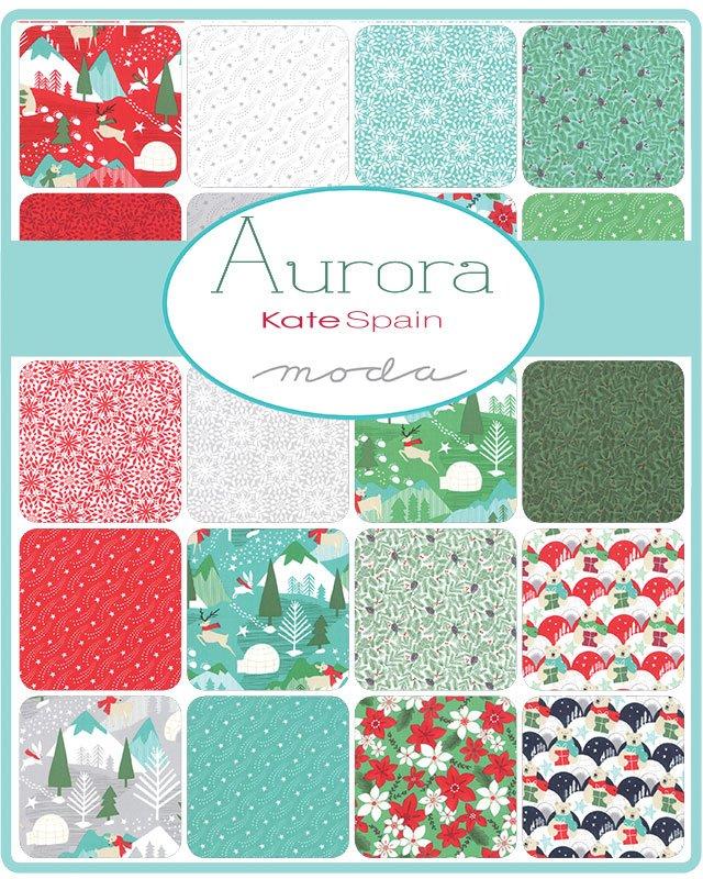 Fabric PreCuts - Aurora AB 26 FQs