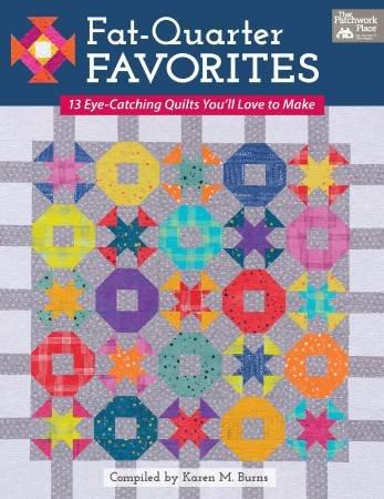 Book - Fat Quarter Favorites