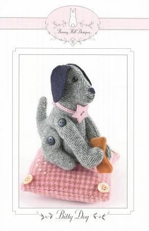 Pattern - Bitty Dog Pincushion
