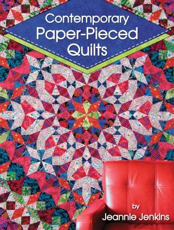 Book - Contemporary Paper Pieced Quilts