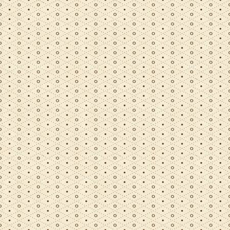 Fabric - 19th Century Shirting - Argyle Brown