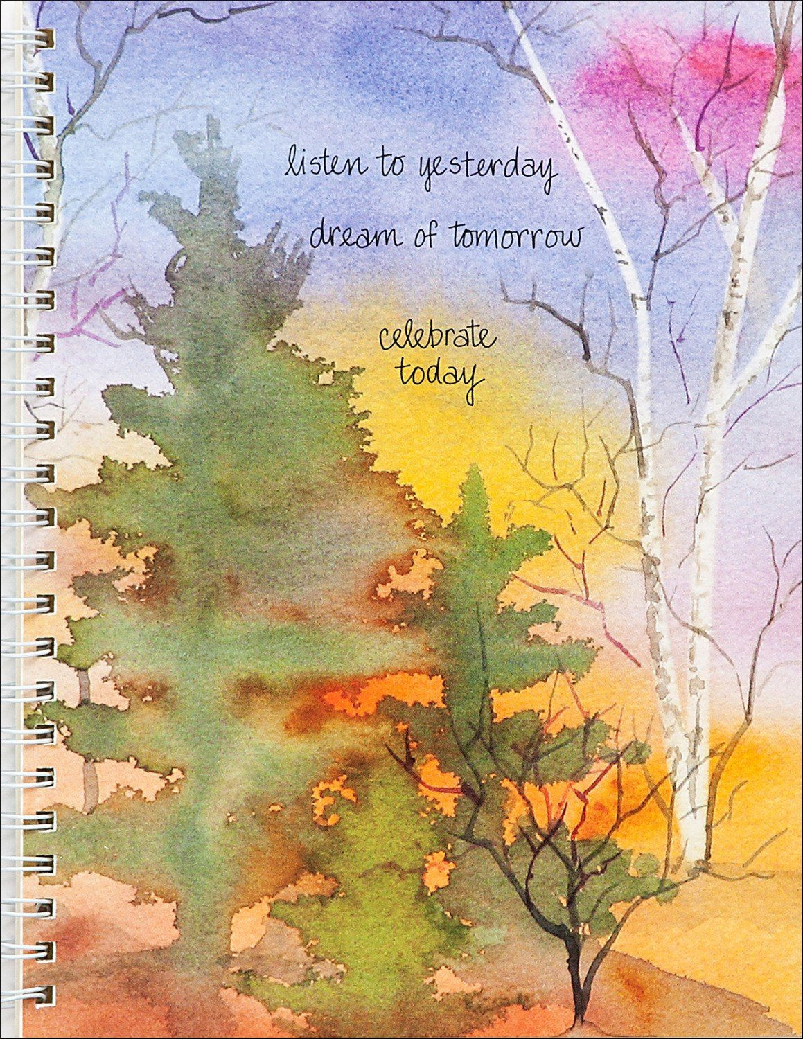 Colorful Woods Notebook