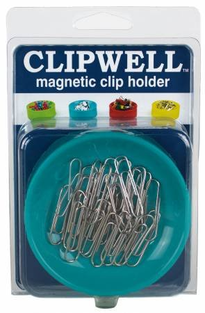 Clipwell Magnetic Holder - Turquoise