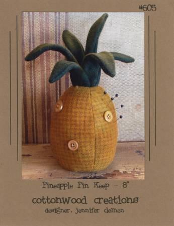 Pattern - Pineapple Pin Keep