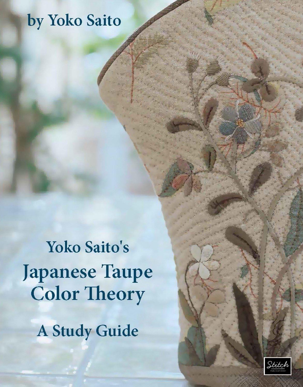 Book - Yoko Saito's Japanese Taupe Color Theory