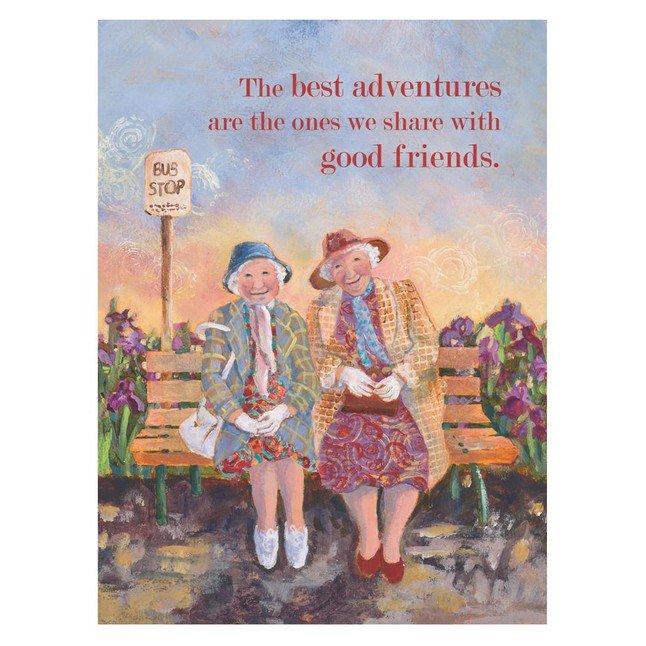 SS Card - Best Adventures - F216