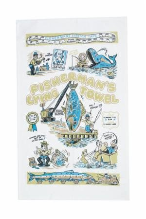 Gift - Tea Towel Fisherman's Lying