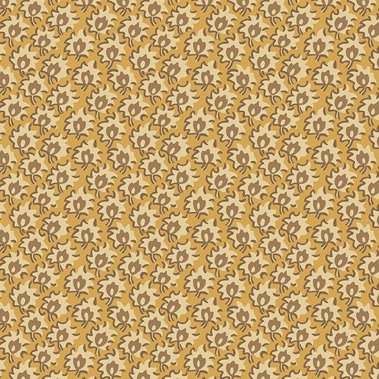 Fabric - Windermere Floret - Yellow