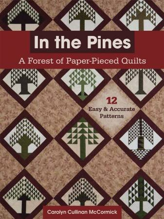 Book - In the Pines - Softcover
