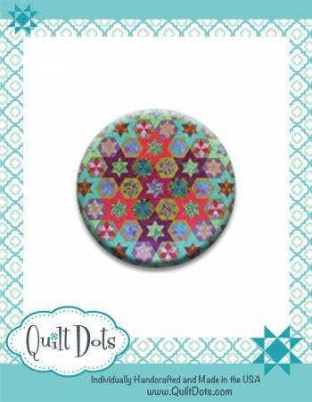 Needle Nanny - Kaffe Fassett Quilt Dots