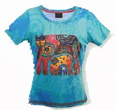 LB T-shirt - Bohemian Whiskers