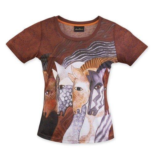 LB T-shirt - Moraccan Mares T-shirt