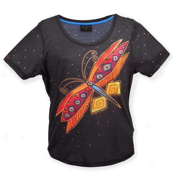 LB T-shirt - Dragonfly black