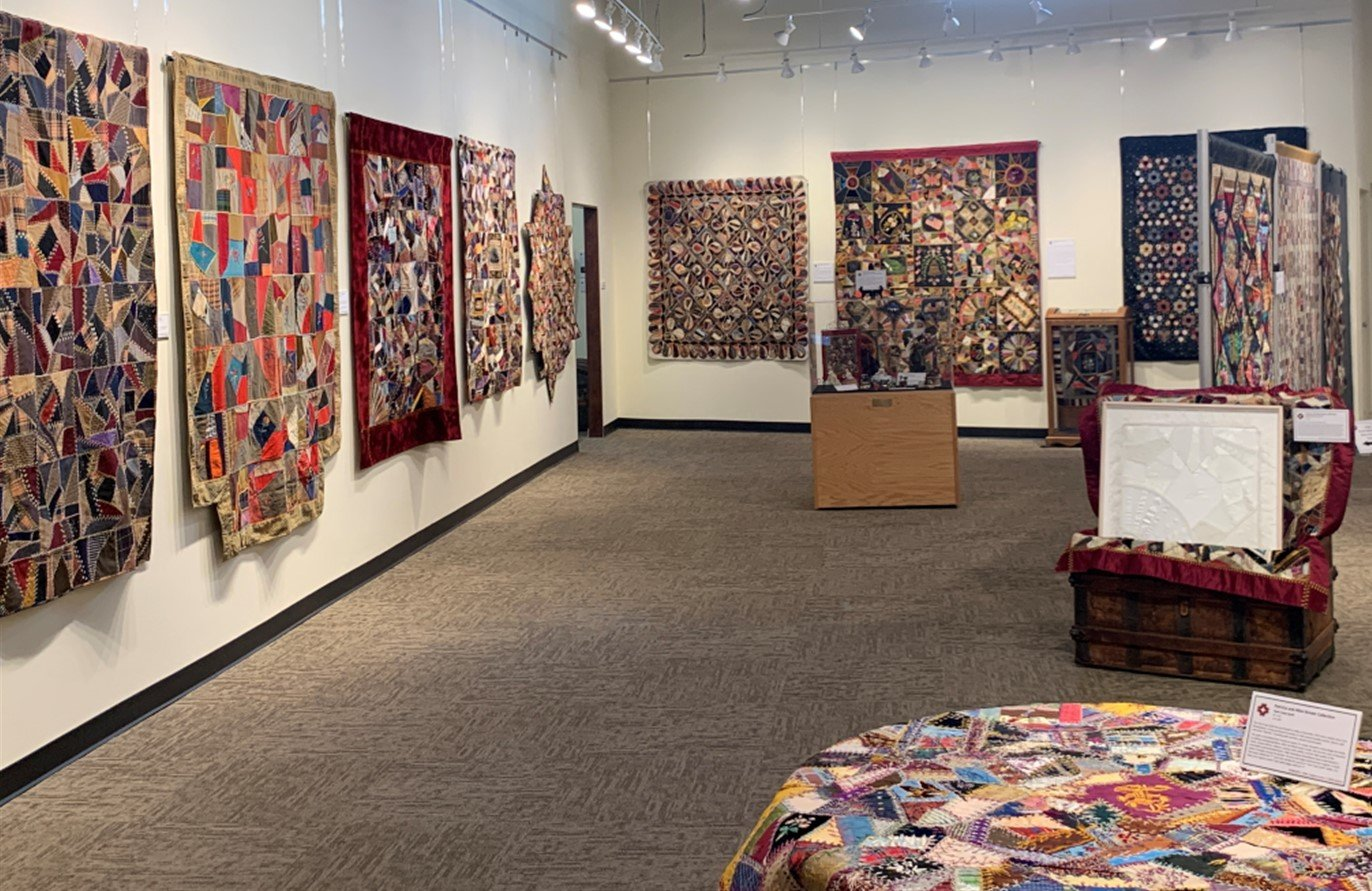 Main Gallery Crazy Quilts