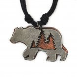 Jewelry - Bear in the PIne Trees