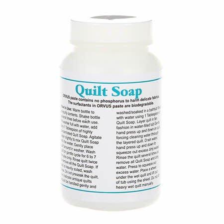 Notion - Soap Quilt (Orvus Paste) 8 oz.