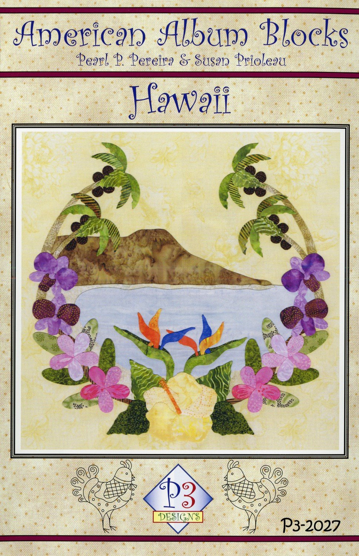 Pattern - AA Block - Hawaii  (RET)