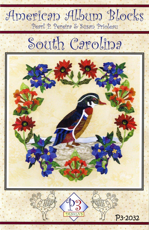 Pattern - AA Block - South Carolina