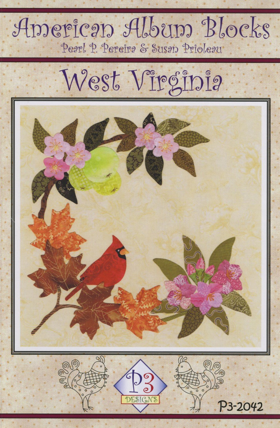 Pattern - AA Block - West Virginia