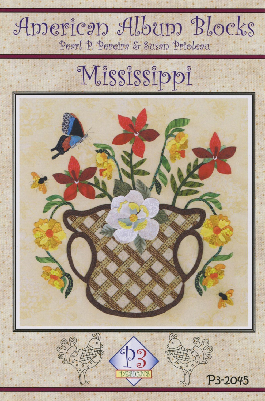 Pattern - AA Block - Mississippi