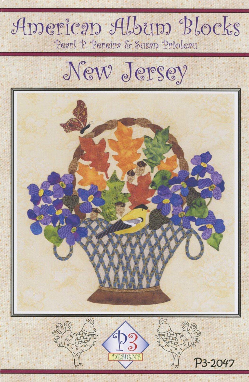 Pattern - AA Block - New Jersey