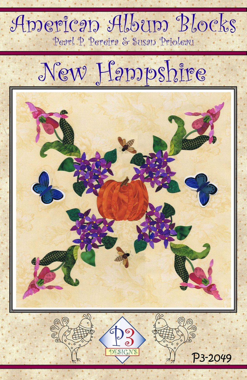 Pattern - AA Block - New Hampshire