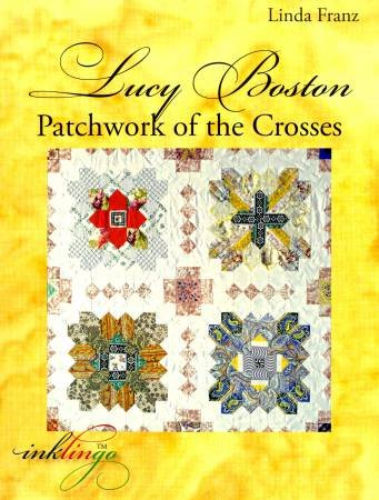 Book - Lucy Boston: Patchwork of the Crosses