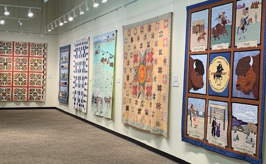 RMQM 30th Anniversary Gallery Quilts