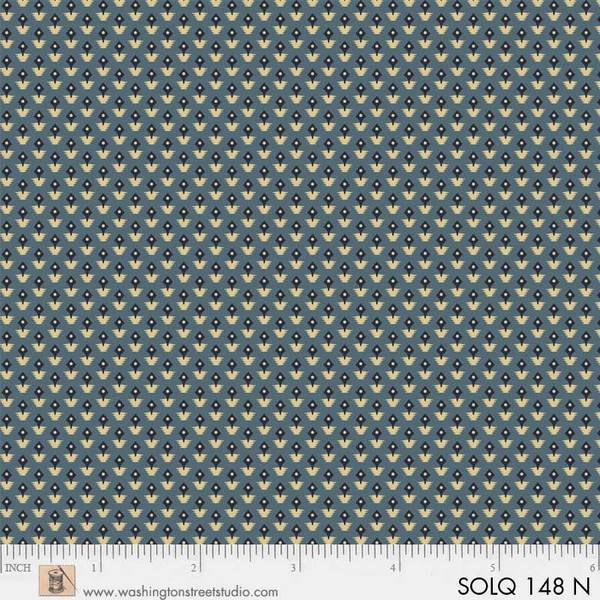 Fabric - Soldier's Quilt - 148N