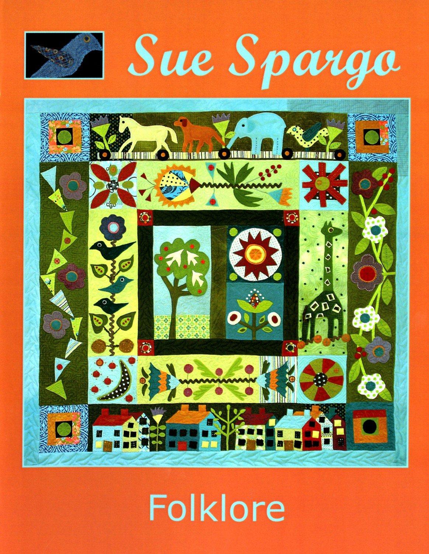 Book - Folklore by Sue Spargo