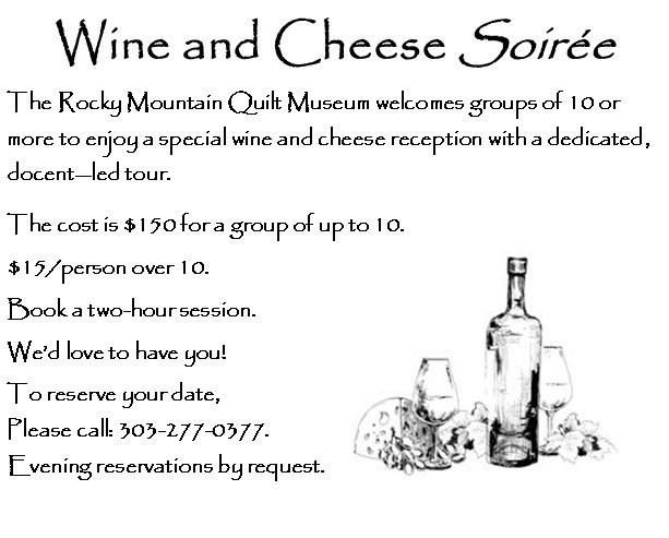 Wine Cheese Soiree
