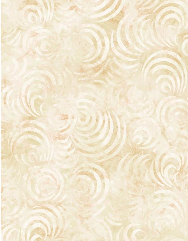 Essentials 108 Whirlpools- Cream  2083-111