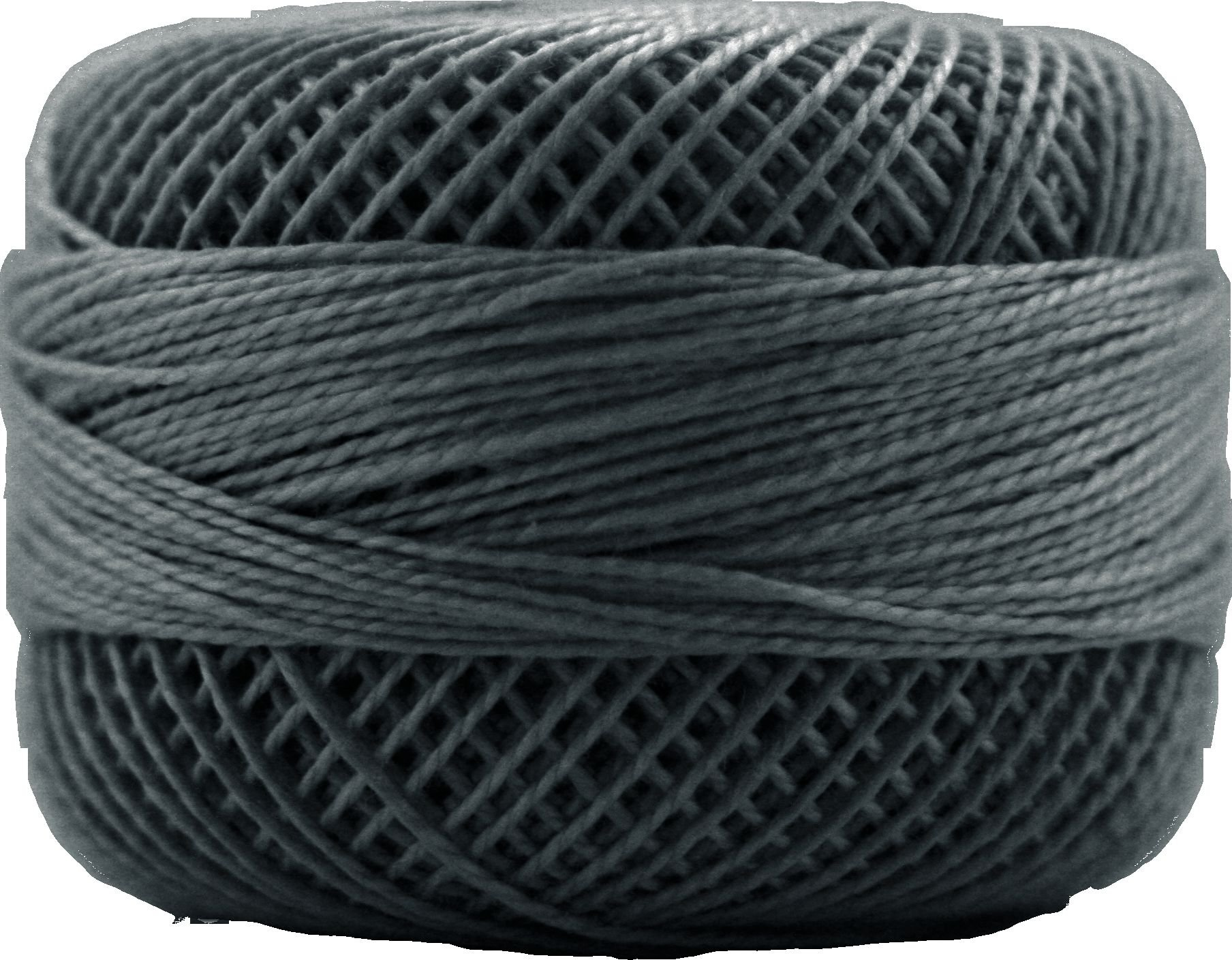 Finca Perle Cotton- Size 8 Grey