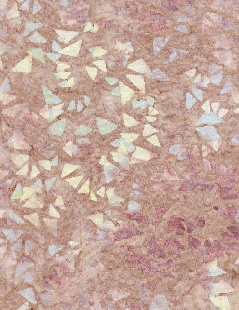 Passion Fruit Tonga Batiks  B4394-Rose