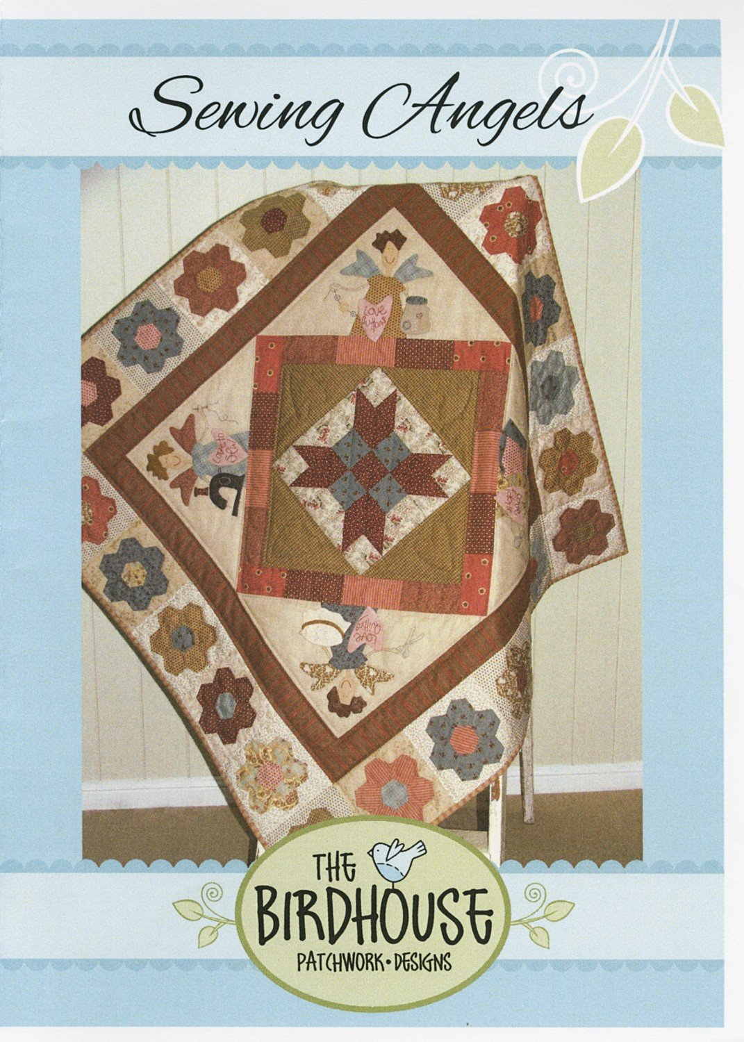 Sewing Angel's Quilt