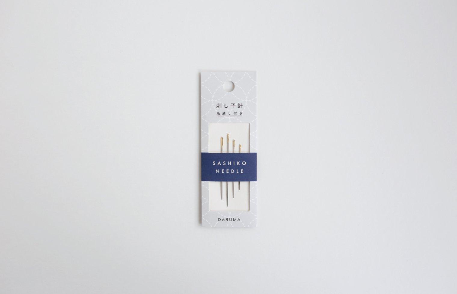Sashiko Needles W/Threader