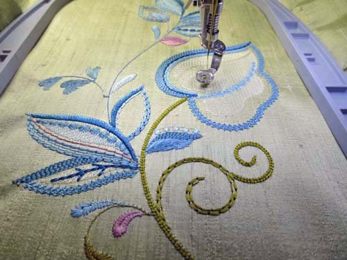 Beginning Embroidery