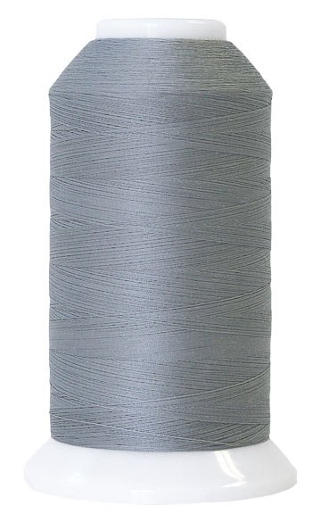 So Fine! #50 #408 SILVER 3280 yds. Polyester
