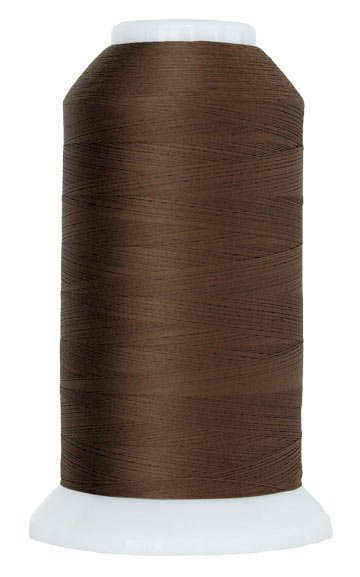 So Fine! #50 #424 CHOCOLATE 3280 yds. Polyester