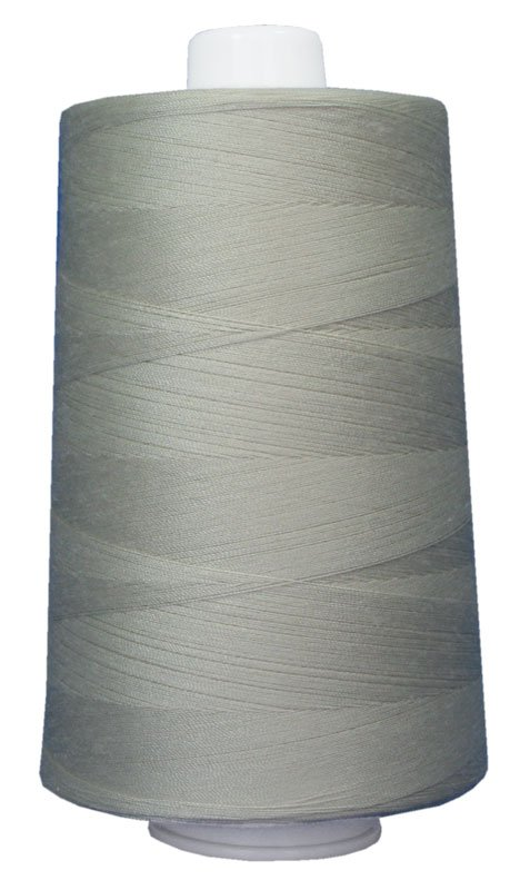 #3005 ALMOND Omni Thread. Poly-wrapped poly core. 6000 yds.
