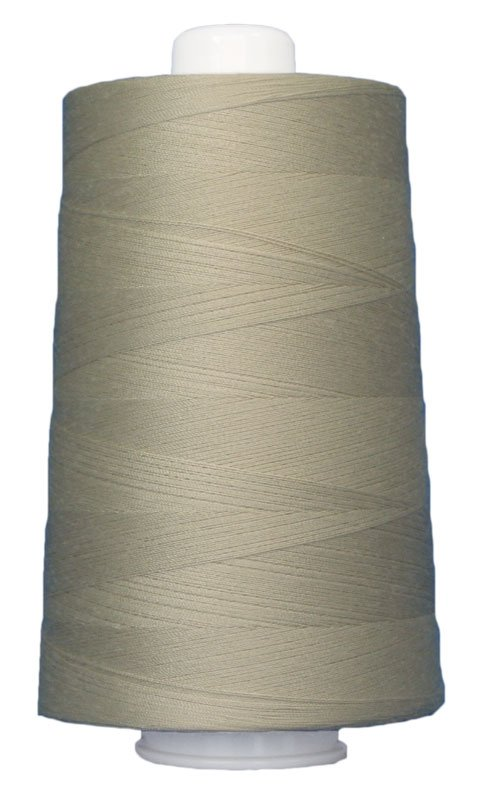#3006 LIGHT TAN Omni Thread. Poly-wrapped poly core. 6000 yds.