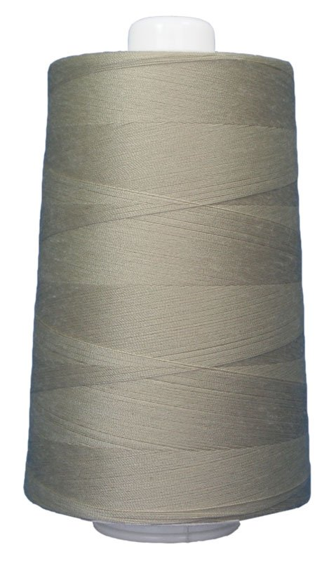 #3007 ASH Omni Thread. Poly-wrapped poly core. 6000 yds.