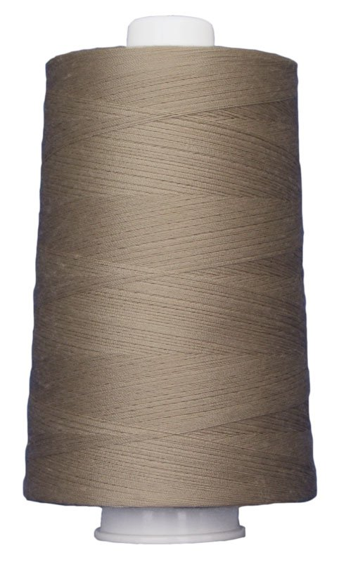 #3008 SESAME SEEDS Omni Thread. Poly-wrapped poly core. 6000 yds.