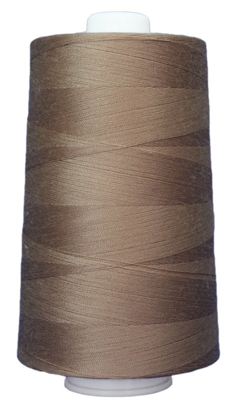 #3013 BAMBI Omni Thread. Poly-wrapped poly core. 6000 yds.
