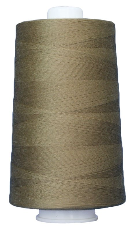 #3014 MAPLE Omni Thread. Poly-wrapped poly core. 6000 yds.