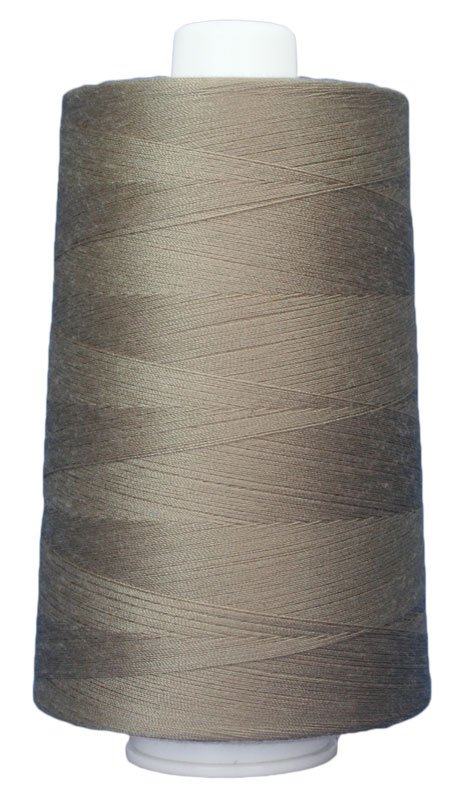 #3016 SANDSTONE Omni Thread. Poly-wrapped poly core. 6000 yds.