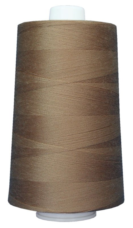 #3018 OAK Omni Thread. Poly-wrapped poly core. 6000 yds.